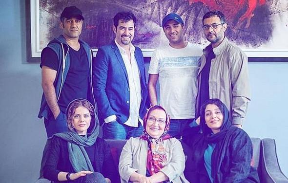 پایان فیلم برداری لایبرنت با بازی شهاب حسینی و ساره بیات