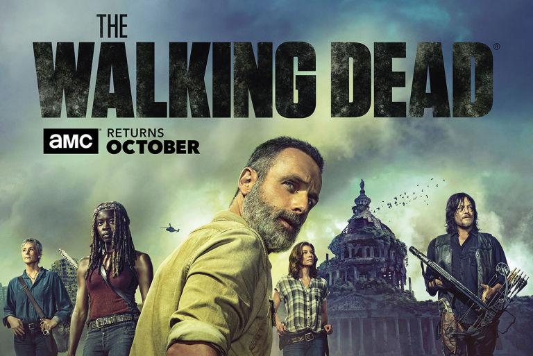 اخبار جدید از فصل نهم سریال مردگان متحرک ، پایان شخصیت ریک گرامز و احتمال جدایی شخصیت مگی