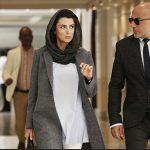 تصویری از لیلا حاتمی در فیلم مردی بدون سایه