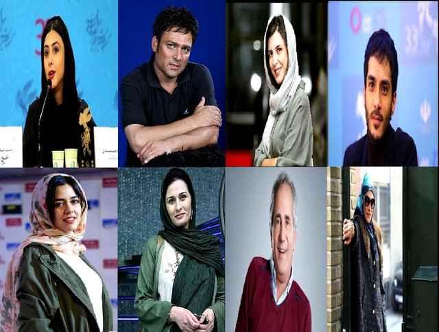 سریال نهنگ آبی با حضور لیلا حاتمی،ساعد سهیلی،آزاده صمدی و ...