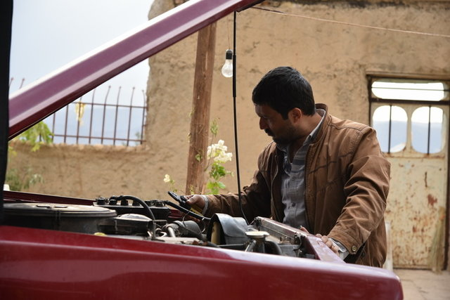 اولین تصویر از فیلم قصر شیرین میرکریمی منتشر شد