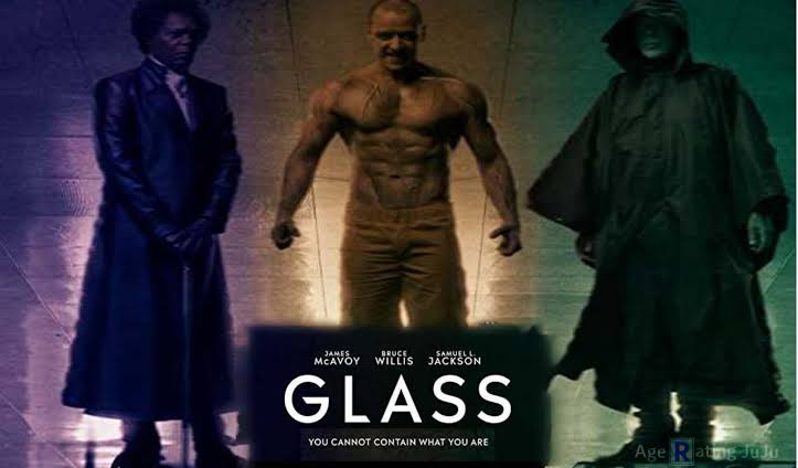 گزارش باکس آفیس هالیوود 2019 ، صدرنشینی فیلم Glass