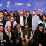 ویدیو نشست خبری فیلم قسم جشنواره فیلم فجر 37