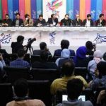 ویدیو نشست خبری فیلم ماجرای نیمروز؛ردخون جشنواره فیلم فجر