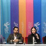 ویدیو نشست خبری فیلم سونامی جشنواره فیلم فجر 37