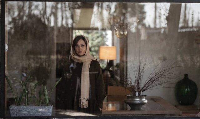 اولین تصویر پری ناز ایزدیار در فیلم لتیان منتشر شد