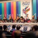 ویدیو نشست رسانه ای فیلم روزهای نارنجی در جشنواره فیلم فجر 37