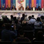 ویدیو :نشست خبری فیلم سمفونی نهم به کارگردانی محمدرضا هنرمند