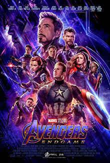 فروش 350 میلیون دلاری Avengers: Endgame در دو روز اول اکران جهانی