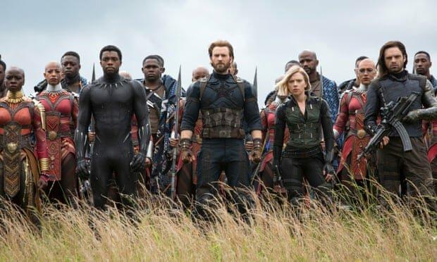 گزارش باکس آفیس 2019:شروع 350 میلیون دلاری Avengers: Endgame در آمریکا
