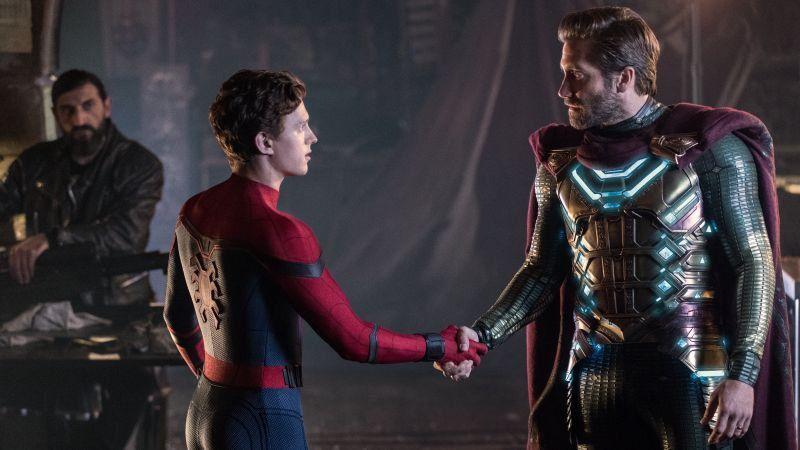 صدرنشینی Spider-Man: Far from Home در باکس آفیس با رکورد شکنی