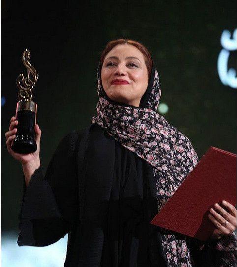 شبنم مقدمی در فیلم ستاره بازی هاتف علیرمدانی
