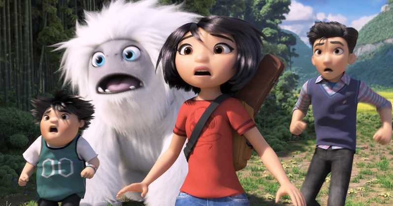 گزارش باکس آفیس هالیوود 2019 / صدرنشینی فیلم Abominable