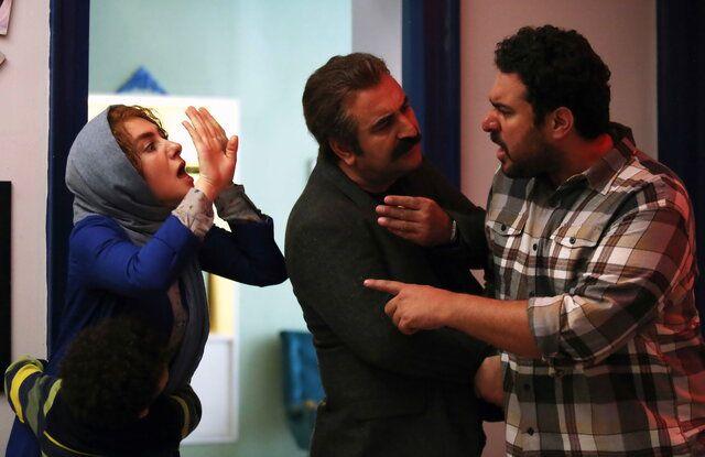 اخبار جدید فیلم بی صدا حلزون با بازی هانیه توسلی و مهران احمدی