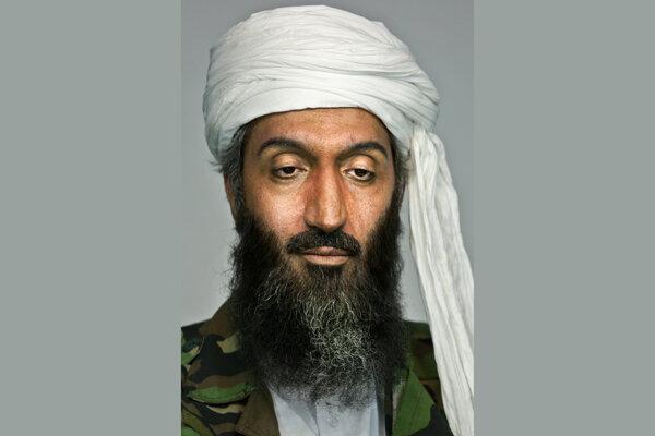 عکس امیر مهدی ژوله در نقش بن لادن