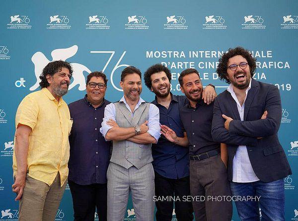 برندگان فستیوال فیلم ونیز 2019