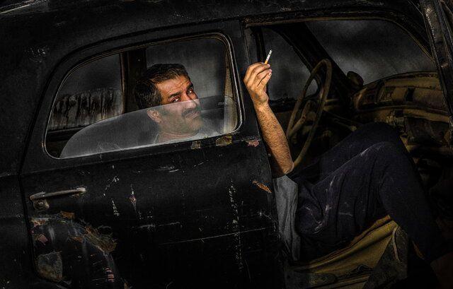اولین عکس از فیلم دوزیست منتشر شد