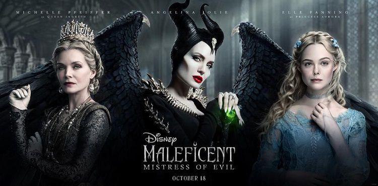گزارش باکس آفیس هالیوود 2019 / صدرنشینی Maleficent 2 با آنجلینا جولی