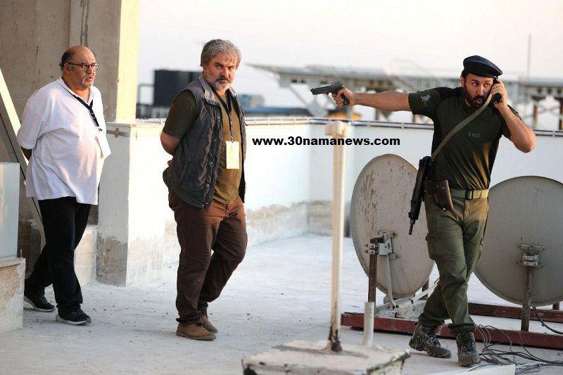 ادامه ضبط مرد نقره ای محمد حسین لطیفی در ترکیه