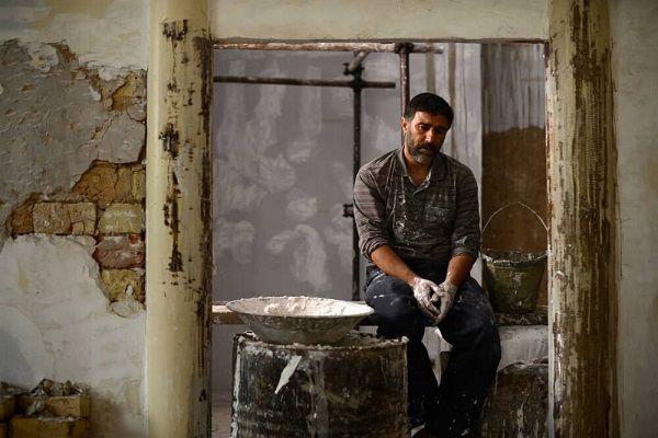 اولین عکس محسن تنابنده در فیلم عنکبوت