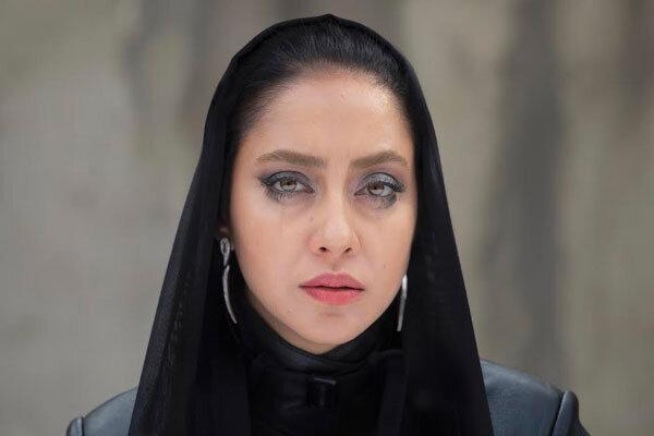 بهاره کیان افشار در فیلم گربه سیاه