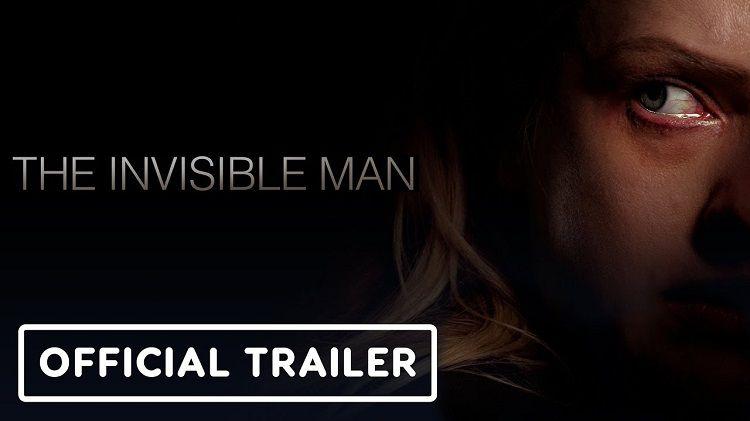 تریلر رسمی فیلم The Invisible Man 2020