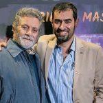 شهاب حسینی خوستار رفع ممنوعیت حضور بهروز وثوقی روی پرده سینماها شد