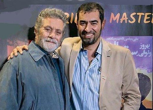 حمایت شهاب حسینی از رفع ممنوعیت فعالیت بهروز وثوقی