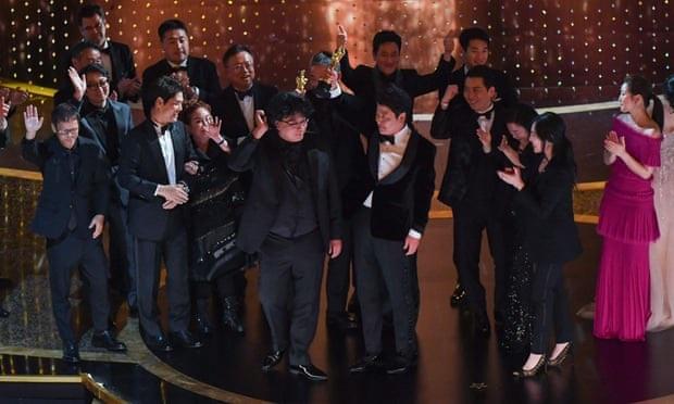 گزارش مراسم Oscar 2020 / تاریخ سازی اَنگل با 4 اسکار