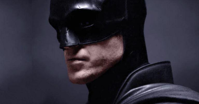 تصویر رابرت پتینسون در نقش Batman