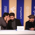 گزارش نشست خبری فیلم لباس شخصی در جشنواره فیلم فجر 38