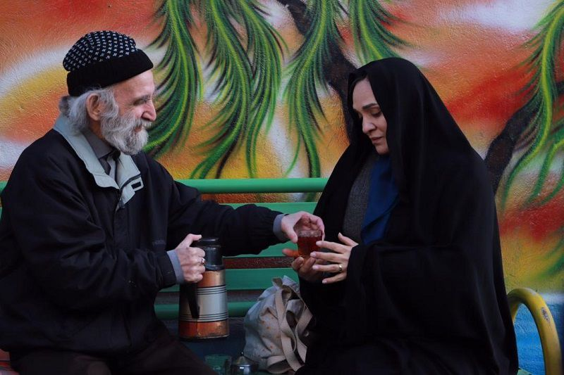 اسماعیل خلج و بهناز جعفری به سینمایی پوران پیوستند