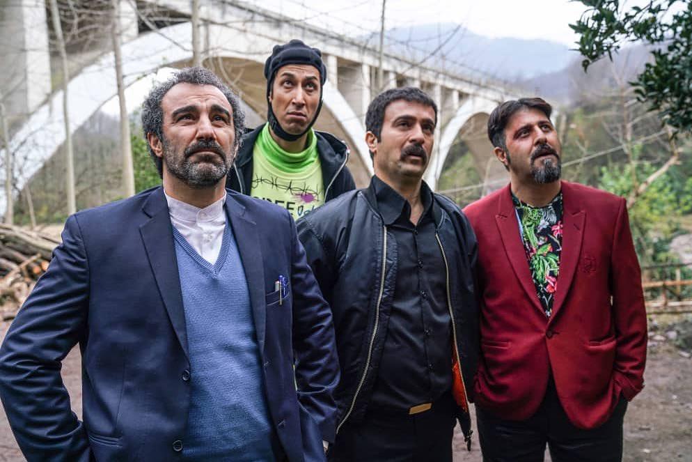 توضیحات سیروس مقدم درباه سانسورهای پایتخت 6