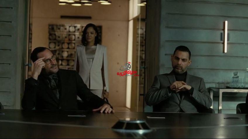 عکس پیمان معادی در سریال Westworld