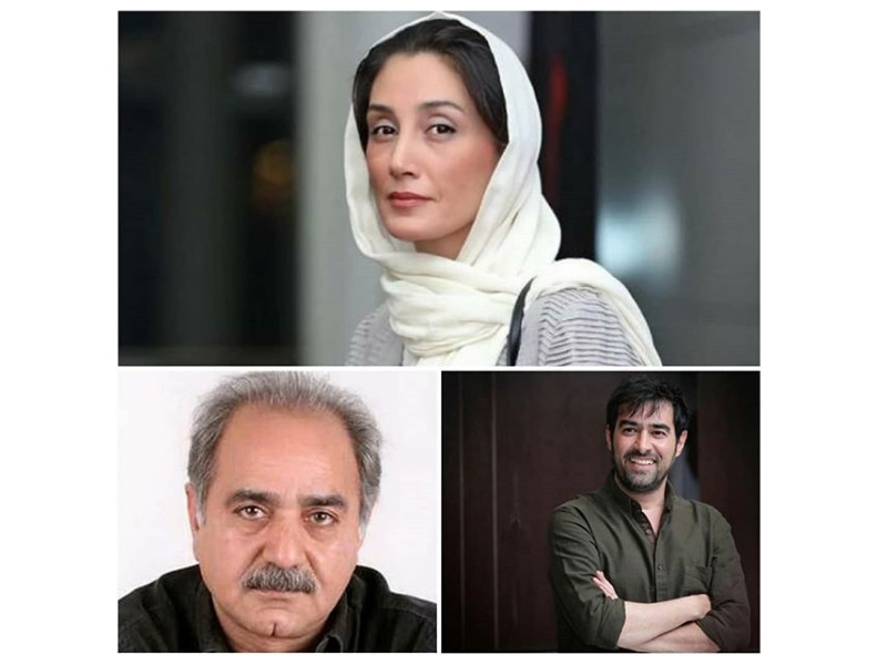 همبازی شدن پرویز پرستویی، هدیه تهرانی و شهاب حسینی در فیلم بی همه چیز