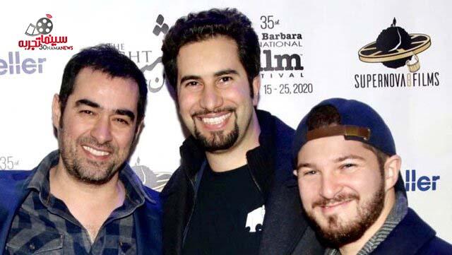 مشارکت شهاب حسینی با تهیه کننده آمریکایی در کمپانی فیلم سازی