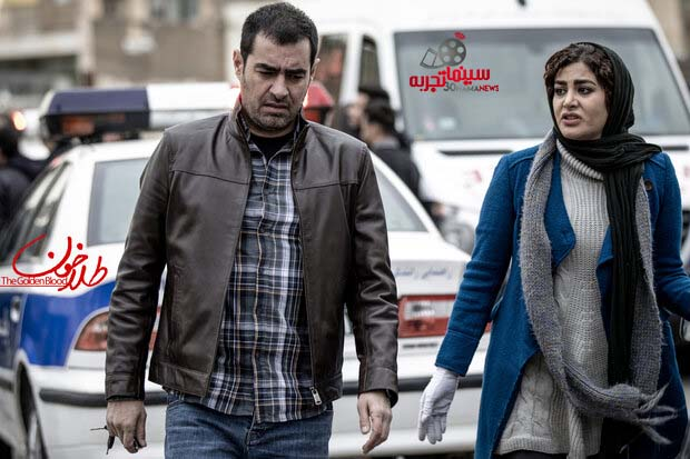 عکس شهاب حسینی در فیلم طلاخون