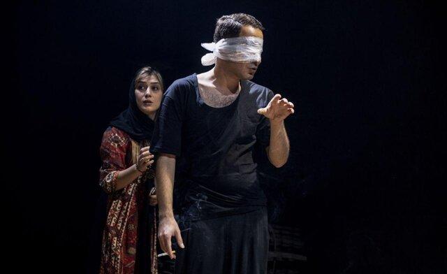 عکس نوید محمدزاده در فیلم شب داخلی دیوار