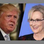 حمایت هالیوودی ها از مریل استریپ برابر ترامپ!