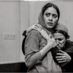 مونا فرجاد و گلاب آدینه بازیگران تئاتر شیرهای خان بابا سلطنه شدند