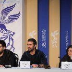 جشنواره فیلم فجر 38 : گزارش نشست خبری فیلم عامه پسند