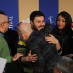 جشنواره فیلم فجر 38 :گزارش نشست خبری فیلم شنای پروانه