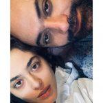 ازدواج ریحانه پارسا با مهدی کوشکی در روزهای قرنطینه