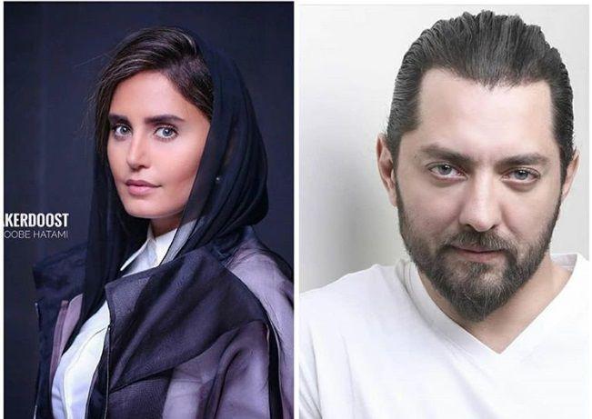 بهرام رادان و الناز شاکردوست بازیگران فیلم جدید نرگس آبیار شدند