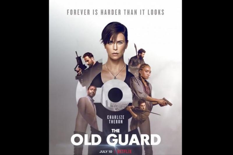 پوستر فیلم The Old Guard با بازی شارلیز ترون منتشر شد